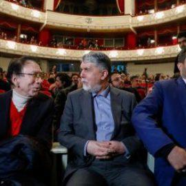 سوگنامه ای برای یک پرواز ابدی | گزارش تصویری «موسیقی ایرانیان» از اجرای ارکستر سمفونیک تهران