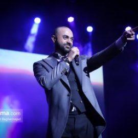 حامی: لغو کنسرت تهران من بخاطر رقابت ناسالم تهیه کننده ها بود