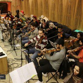 "گروه ""مینوسپهر"" به تهیهکنندگی مجید فلاحپور روی صحنه میرود + عکس"