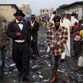جمهوری دموکراتیک کنگو | هنر و خلاقیت ذاتی برای تنازع بقا