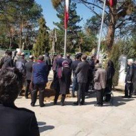 خداحافظی ابدی هوشنگ ظریف