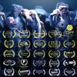 انیمیشن جعبه | روایتی سورئال از مسخ شدن تحت گفتمان حاکم